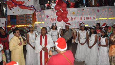 Christmas Carol Program-2018