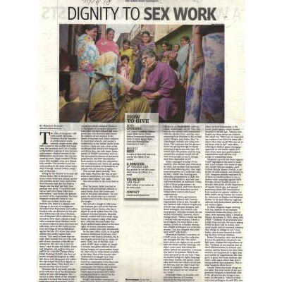 Sex Work and Dignity
