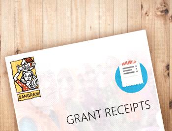 SANGRAM - Grant Receipts